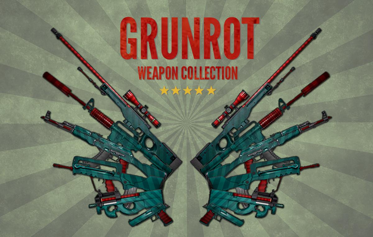 Grunrot