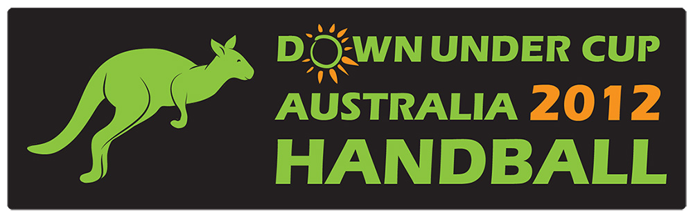 Down Under Cup Sticker